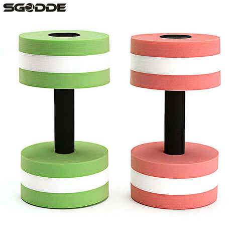 SGODDE Sport Water Dumbbells
