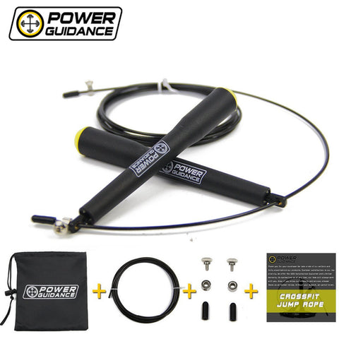 Power Guidance Speed Jump Rope