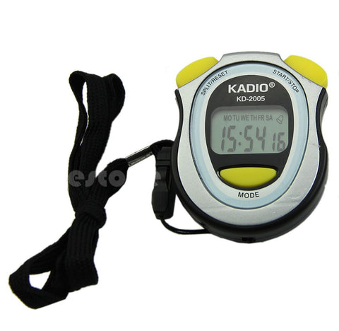 Kadio Handheld Digital Stopwatch