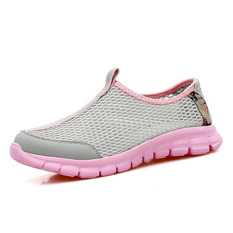 Ifrich Summer Sport Shoes Walking Sneakers