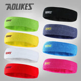 Aolikes High Quality Cotton Sweat Headband