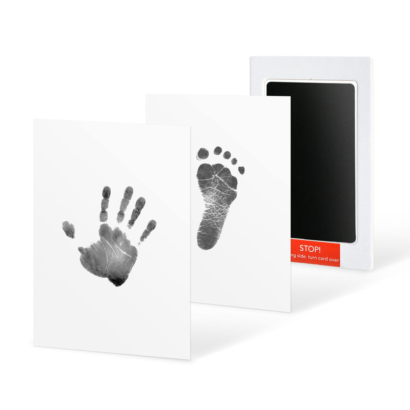 Premium No-Mess Ink Baby Footprint & Handprint Ink Pad - Up & Raise® - Best Fetal Doppler and Baby Products