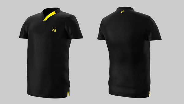 Eye Performance Line shirt (black_yellow)