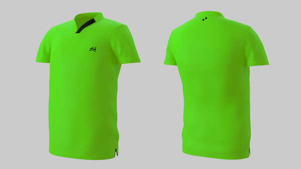 Eye Performance Line shirt (neon-green)