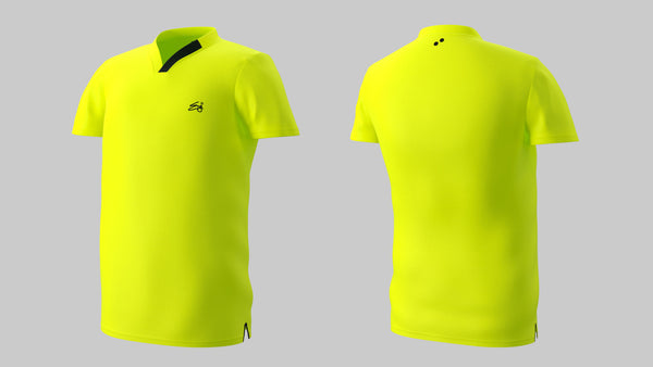 Eye Performance Line shirt (neon-yellow)
