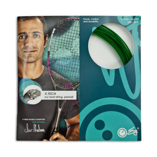 X.Tech Strings Green 1.20mm - 10meter