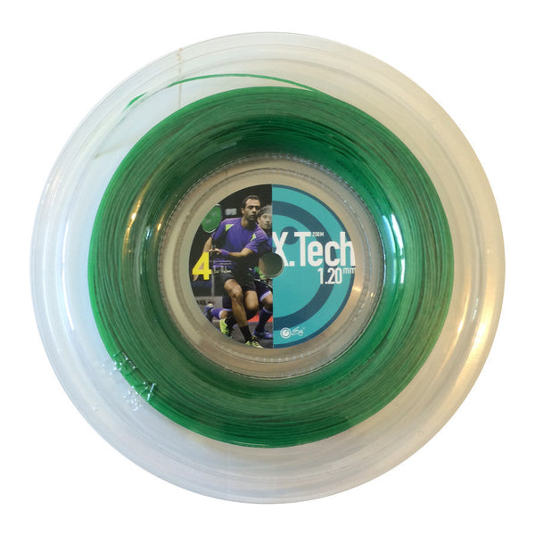 X.Tech Strings Green 1.20mm - 200meter reel