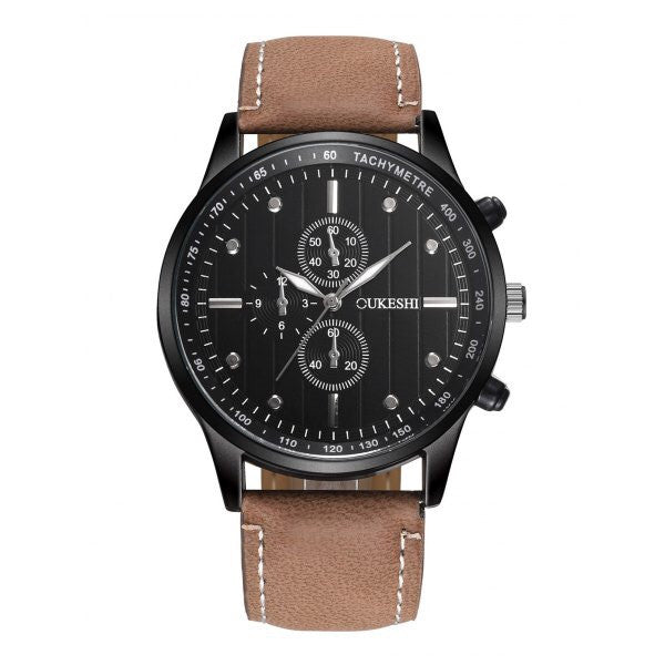 Timeless Faux Leather Strap