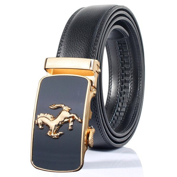 Ferrari Front Luxury Auto Buckle