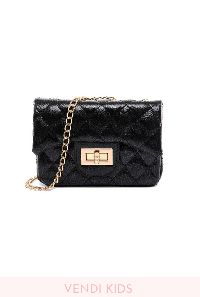 Mini Luxe | Black