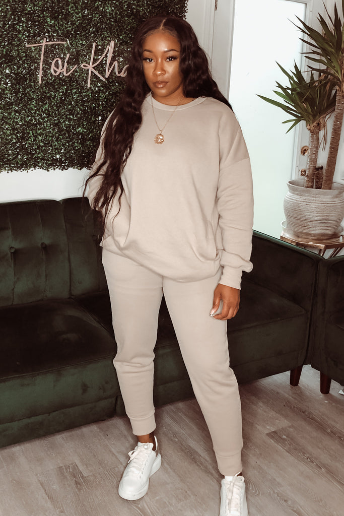 """Fall For You"" Sweatsuit 
