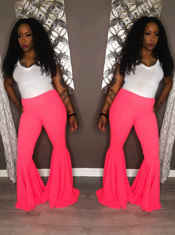 """Mrs. Parker"" Flare Pants 