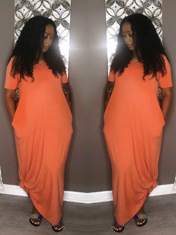 """Mia"" Maxi Dress 