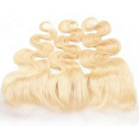 Russian Blonde Frontal - Vendi Cru Premium Virgin Hair Co.