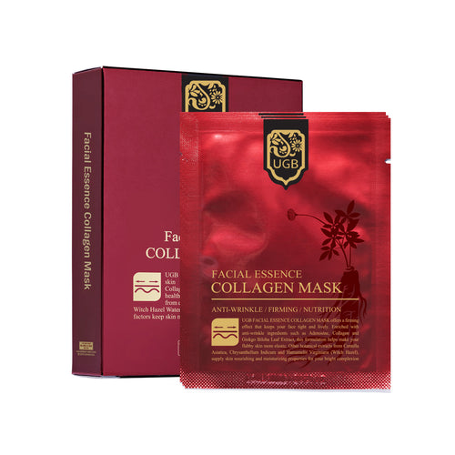UGB膠原蛋白面膜 <br/> UGB Facial Essence Collagen Mask