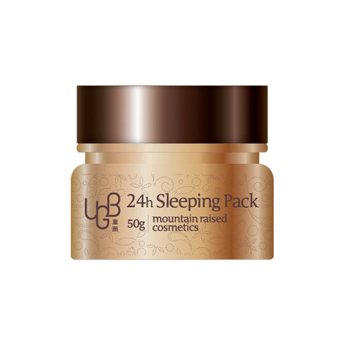 UGB童顏 24小時睡眠面霜<br/>UGB Dong An 24h Sleeping Pack