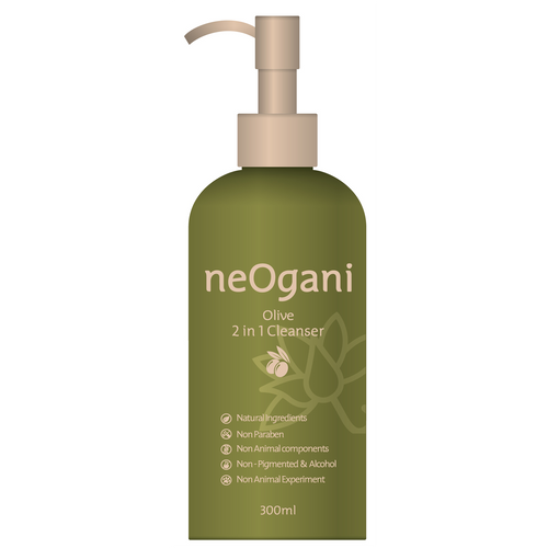 neOgani 二合一橄欖潔面啫喱 <br/> neOgani Olive 2 in 1 Cleanser