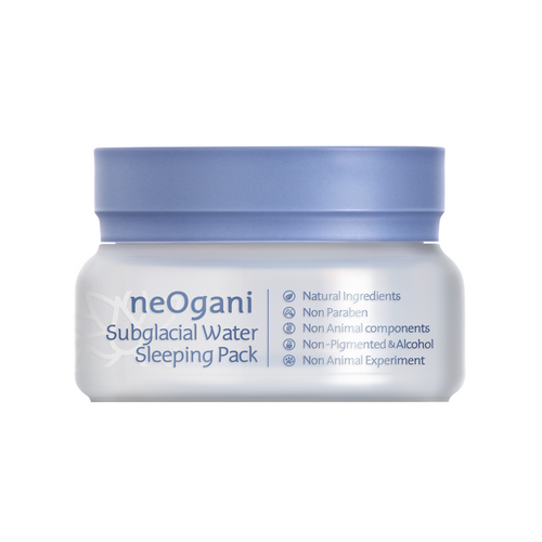 neOgani 冰下水睡眠面膜 <br/> neOgani Subglacial Water Sleeping Pack
