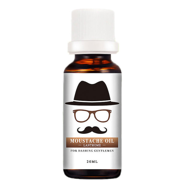 20ml Natural Moisturizing Oil for Styling Mustache