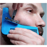 Beard Shaping Template Comb 1st Generation