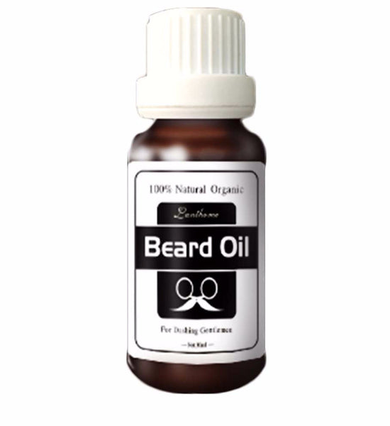 20ml Natural Organic Beard Oil