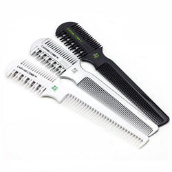 Professional Hair Thinning Comb with 5 Extra Blades