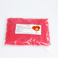 500g Strawberry Flavor Hair Removal Wax Beans