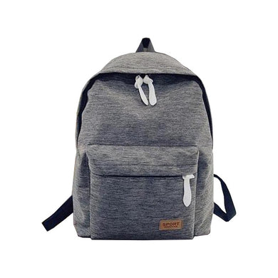 Dido Canvas Backpack