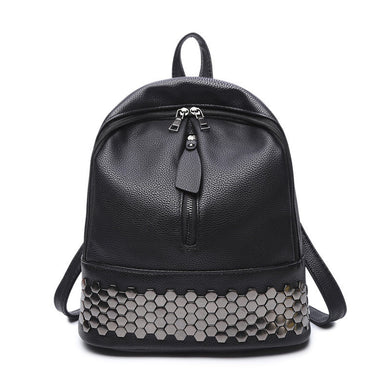 LeRivet Leather Backpack