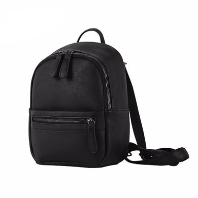 Hot Zipper Backpack