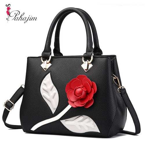 The Flower Shoulder Bag