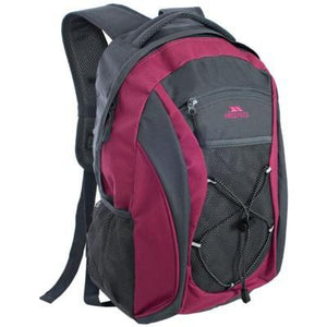 Olympia Purple & Black Skyfall Backpack New-Olympia-Your Fashions For Less