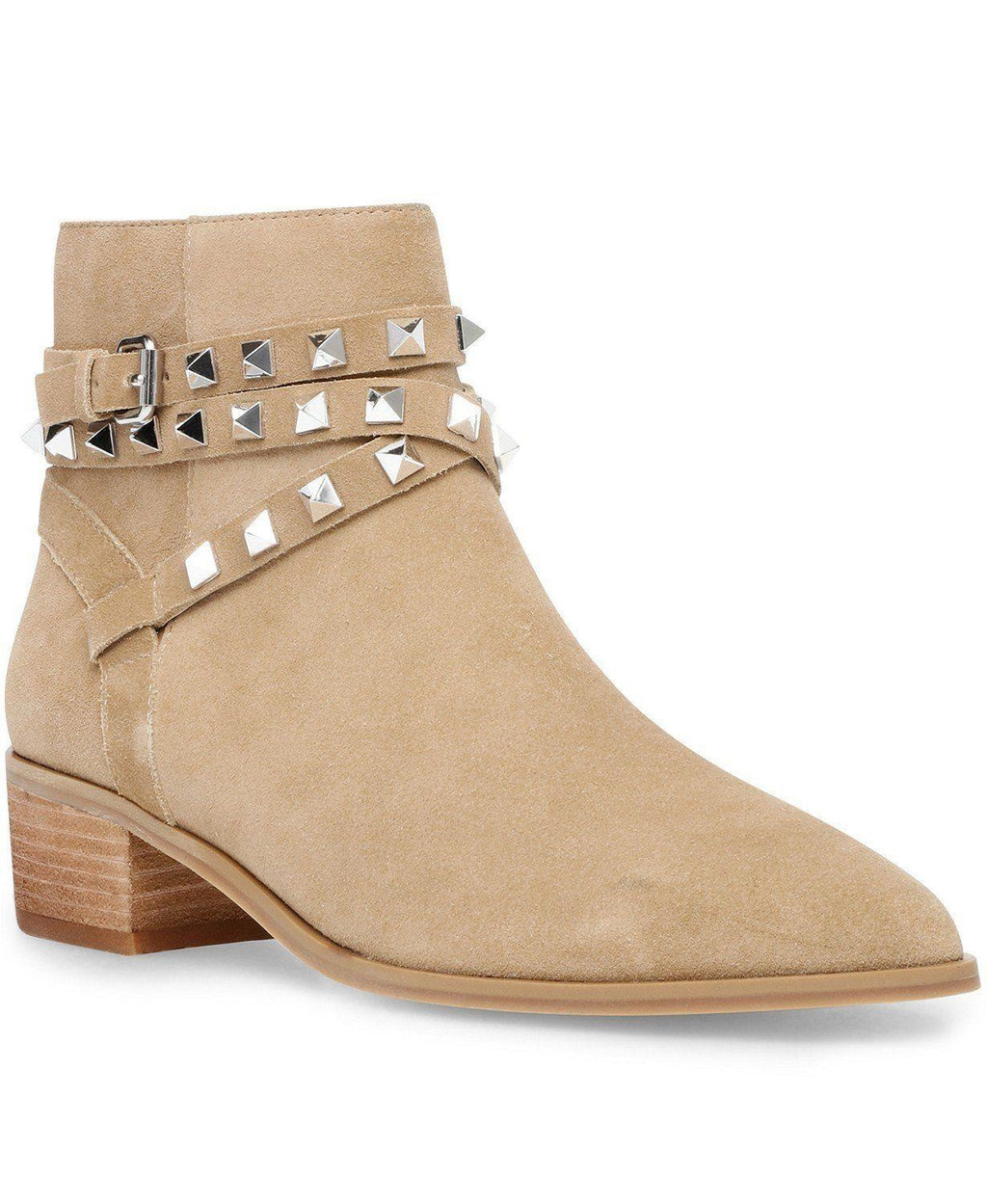 Steve Madden Besto Suede Ankle Boots New 8M or 9M,your-fashions-for-less,Steve Madden,Boots.
