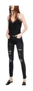 The Kooples Jimmy Jeans 26 Rock and Roll-The Kooples-Your Fashions For Less