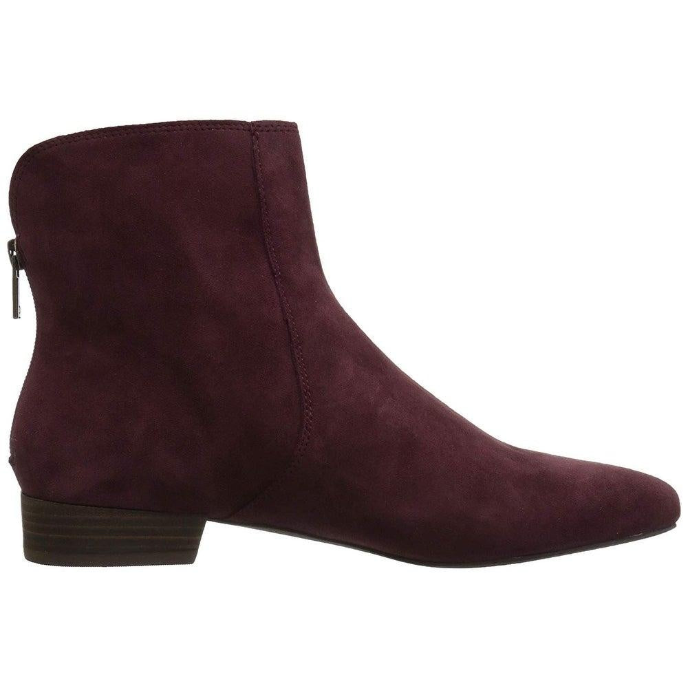 Lucky Brand Glanshi Leather Memory Foam Boot 7M New,your-fashions-for-less,Lucky Brand,Boots.