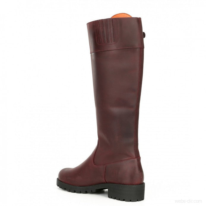 Volatile Nottingham Tall Leather Boots 7M Brand New,your-fashions-for-less,Volatile,Boots.