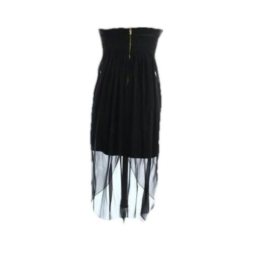 Alice + Olivia Stacey Bendet Silk Dress New 6 Free Shipping - Your Fashions For Less