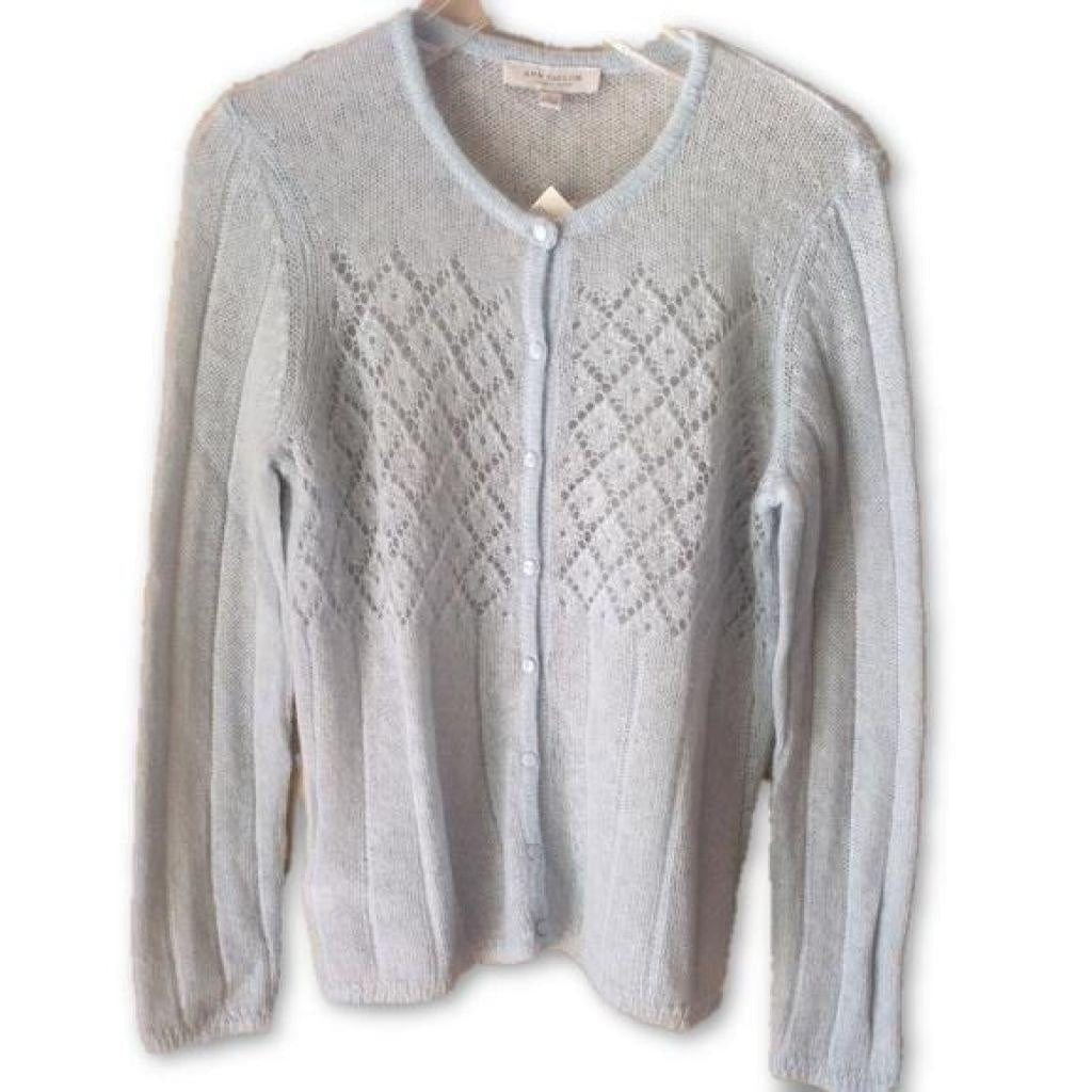 Ann Taylor Mohair Blend Cardigan Sweater Brand New! - Your Fashions For Less
