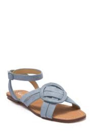 Splendid Talea Ankle Strap Sandal 8M New,your-fashions-for-less,Splendid,Sandals.