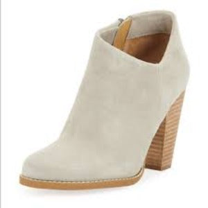 Splendid Gorgeous Daphne Suede Pearl Boots 10M,your-fashions-for-less,Splendid,Boots.