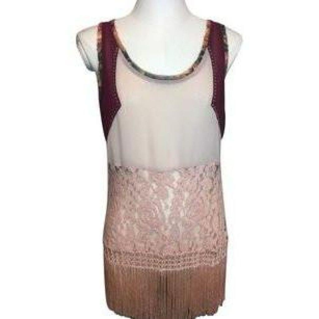 Flapper Inspired Top by BKE Small Free Shipping! - Your Fashions For Less