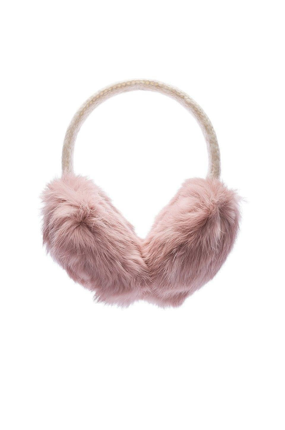 Hat Attack Knit Rabbit Earmuffs Brand New!,your-fashions-for-less,Hat Attack,Earmuffs.