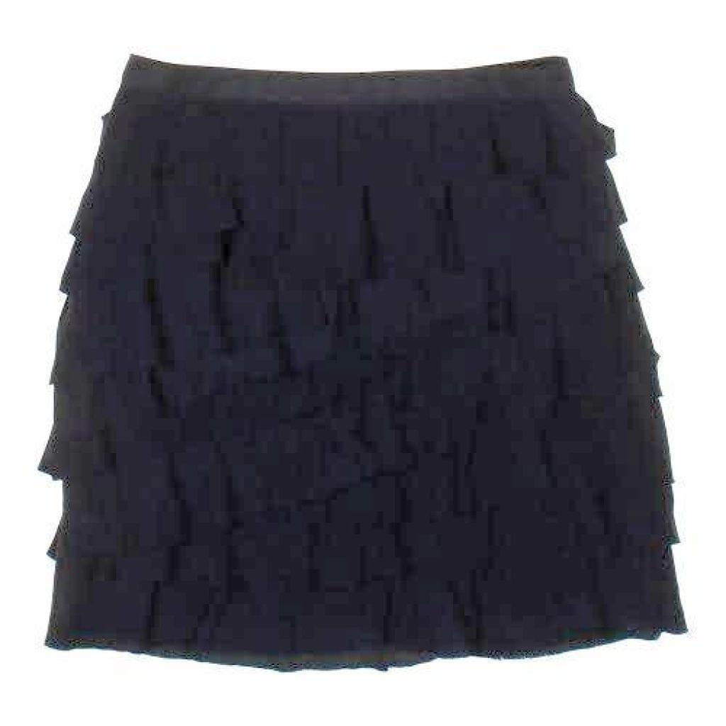 INC International Concepts Silk Blend Layered Skirt 4 Perfect!-INC International Concepts-Your Fashions For Less