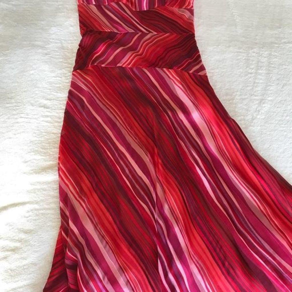Laundry by Shelli Segal Silk Dress Small,your-fashions-for-less,Shelli Segal,Dresses.