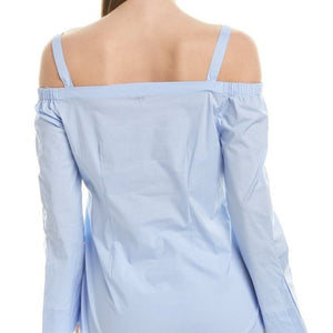 Tyler Boe Off Shoulder Top Brand New 8,your-fashions-for-less,Tyler Boe,Tops.