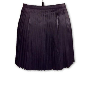 Moschino Pleated Silky Skirt 10 Brand New!,your-fashions-for-less,Moschino,Skirts.