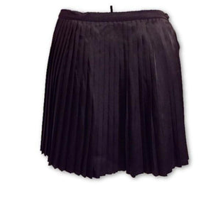 Moschino Pleated Silky Skirt 10 Brand New! - Your Fashions For Less