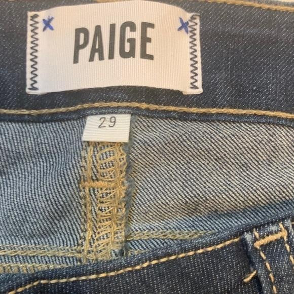 Paige Kylie Crop Skinny Jeans 29 - Your Fashions For Less