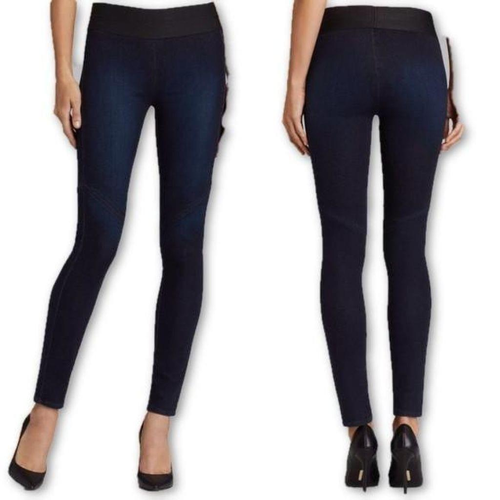 Paige Rock Glam Denim Leggings Small - Your Fashions For Less
