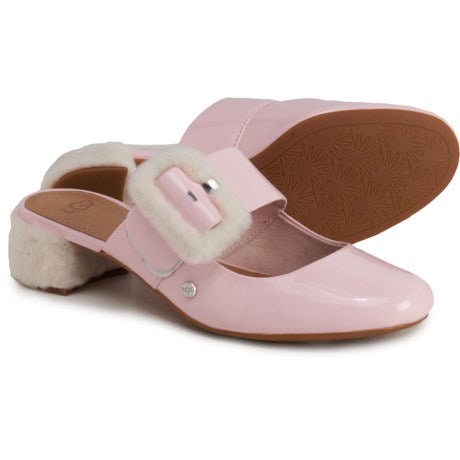 UGG Hayden Patent Leather Slided / Clogs 7M or 8M New,your-fashions-for-less,Ugg,Slides.